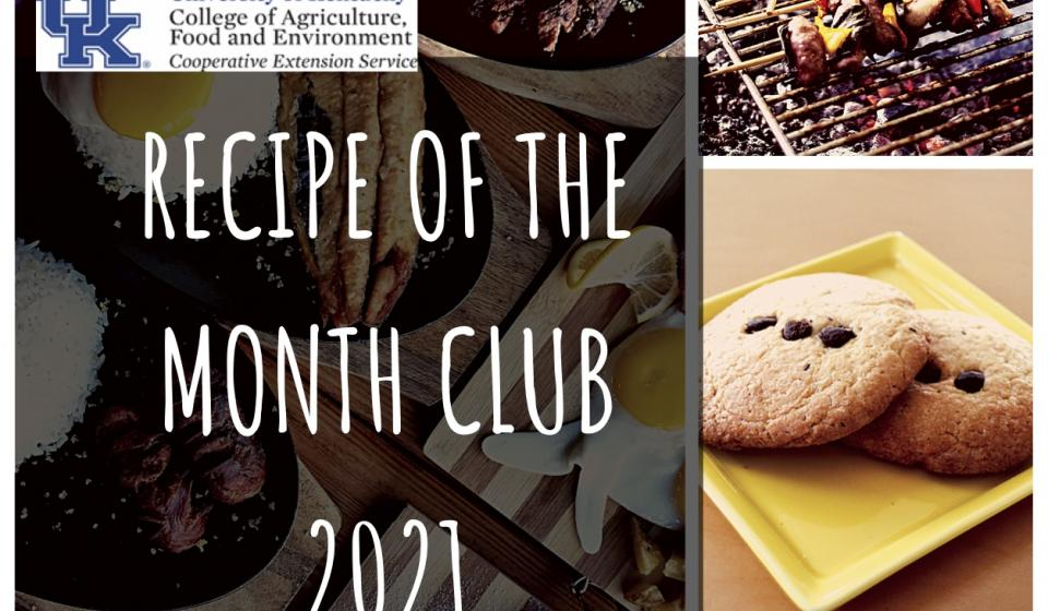 Recipe of the Month Club